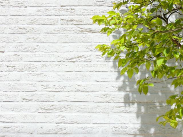 外壁から白い粉が! チョーキング現象の原因と対処法
