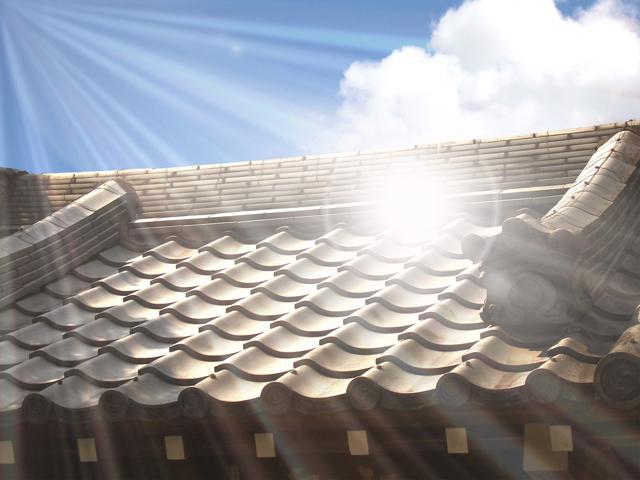 屋根から伝わる熱を遮断できる? 屋根の遮熱方法
