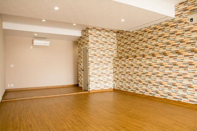 室内壁のプチリフォームで外国みたいなおしゃれな家に