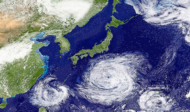 台風が来る前に準備すべき5つのこと